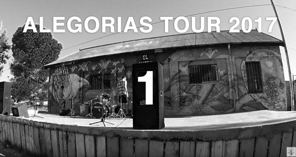 ALEGORIAS TOUR 17 – I
