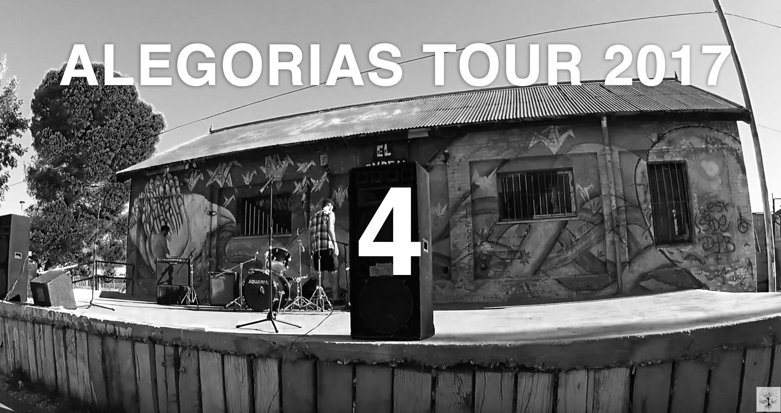 ALEGORIAS TOUR 17 – IV