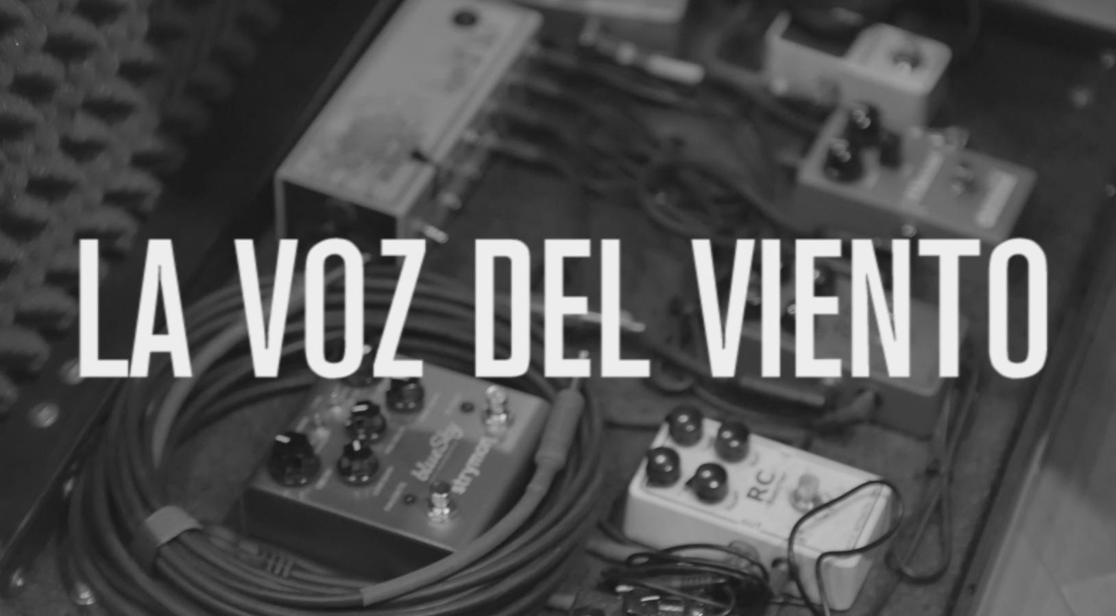 Huma Nos - La Voz Del Viento (Portada)